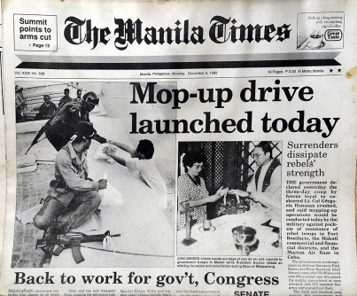 1989 December 4, The Manila Times