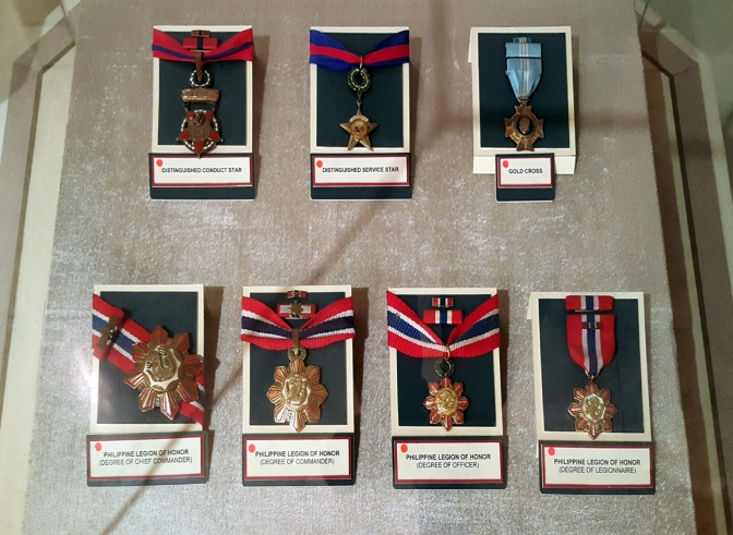 13 1995-2012 AFP Museum, Medal of Valor Exhibit