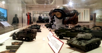 1995-2012 AFP Museum, Scale Models
