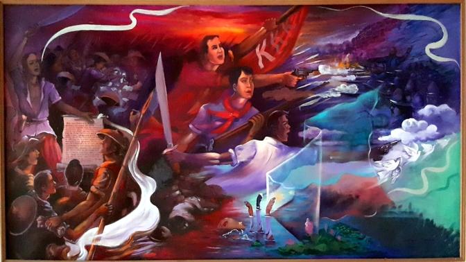 01 Unknown Artists - Katipunan Revolution