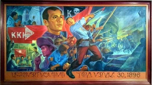 Godofredo F. Zapanta - Battle of Pinaglabanan