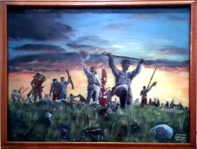 Tomas Delfin E. Matic - Imus-Fields of Glory