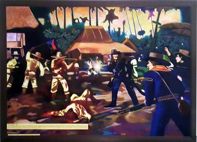 10 F. Tanglao - Battle of Manila, 1899