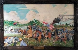 Mitchell V. Doren - Battle of Quingua