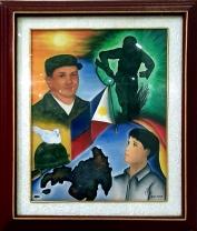 Caster P. Anin (Fort Bonifacio HS) - Peace for Mindanao