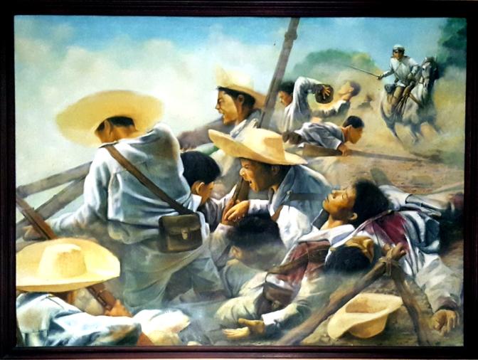 12 Unknown Artist - Gen Gregorio del Pilar at Tirad Pass