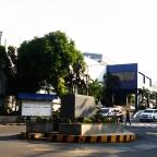 Epifanio de los Santos Avenue, Quezon City: Camp Rafael C. Cramé and the History of the Philippine National Police