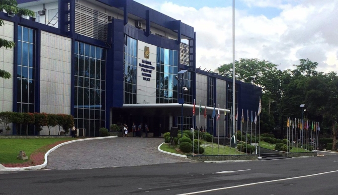 10 PNP National Headquarters, Camp Crame