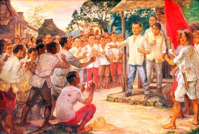 02 1938 Pineda Jorge - First Cry of Balintawak