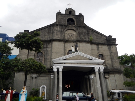 1815 San Roque Cathedral-Parish c/o Wikipedia