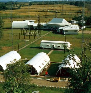 1950 Naval Radio Station, Bago Bantay