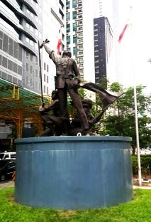 1997 Ben-Hur Villanueva - Supremo, Rizal Dr. & 3rd St, Bonifacio Global City