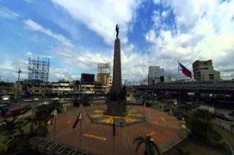 1933 Andrés Bonifacio Monument by Guillermo Estrella Tolentino (1890-1976)