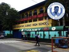 1953 Ramon Magsaysay High School