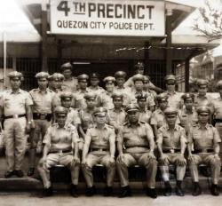 1960s 4th Precinct, Quezon City Police Department