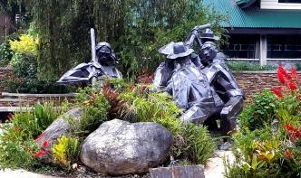2009 Ben-Hur Villanueva – The Builders, Botanical Garden, Baguio City
