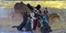 Stations of the Cross VIII - Jesus meets the Women of Jerusalem