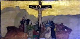 Stations of the Cross XII - Jesus dies on the Cross