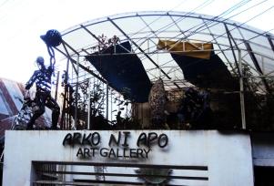 1998 Arko ni Apo, Long Long Benguet Road