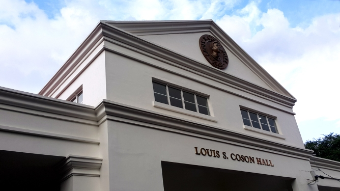 2006 Louis S. Coson Hall (died 2003)