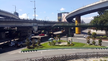 1999 EDSA Ortigas Interchange