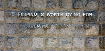 The Filipino is worth dying for by Senator Ninoy Aquino
