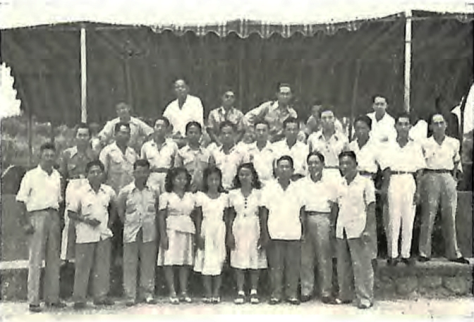1948 Arch. Luciano Aquino and the Office of the City Engineer