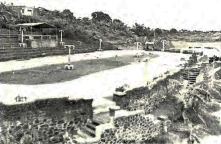 1948 Quezon City Hall Park and Skating Rink