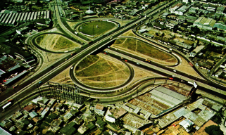 1968 Balintawak Interchange