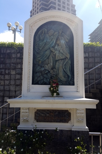 1989 EDSA Shrine, Mother Ignacia del Espiritu Santo