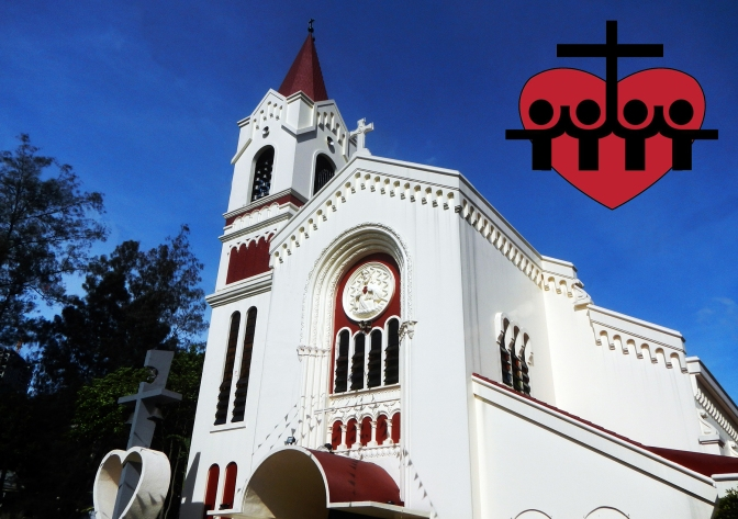 00 1941 Sacred Heart of Jesus Parish, Kamuning