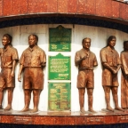 Quezon City: The 11th World Scout Jamboree Memorial Rotonda and other Scouting Monuments in the Philippines