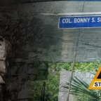 Quezon City: Commemorating the Heroes of the PEFTOK and Colonel Bonny Serrano Avenue