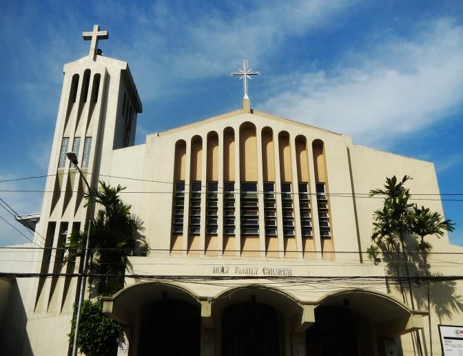 01 1980 Holy Family Parish, West Kamias
