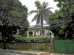 1927 Manuel Quezon House, #45 Gilmore Avenue