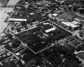 1940 Brigadier General George Miller Sternberg General Hospital in Manila