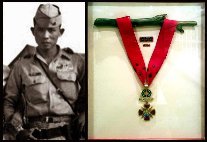 03 Lieutenant Venancio 'Bonny' Merioles Serrano (1922-1970) and the Medal of Valor