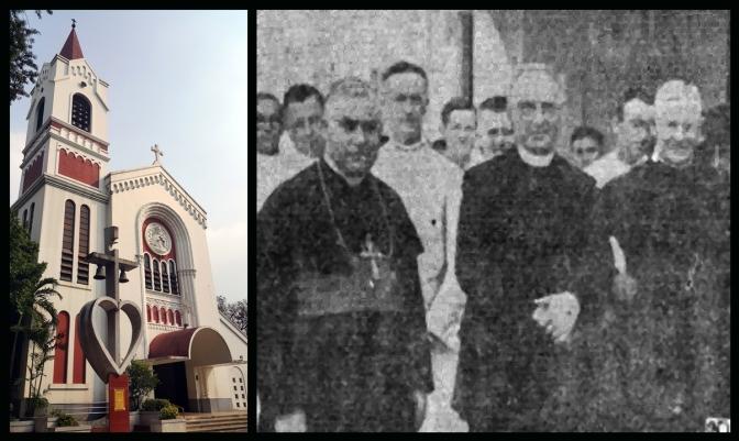 03 Sacred Heart of Jesus Parish & Msgr. Wilhelm Finneman, Fr. Wilhelm Schmidt, and Fr. Theodore Buttenbruch