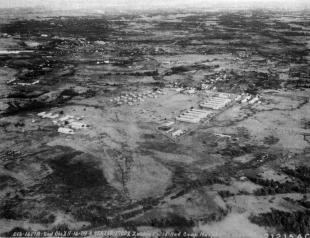 1945 Camp Murphy & Zablan Airfield