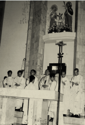1989 Canonical Blessing and Dedication of Holy Family Parish