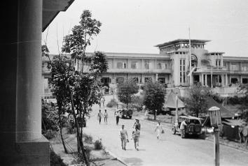 1945 Philippine Tuberculosis Society's Quezon Institute (est. 1938)