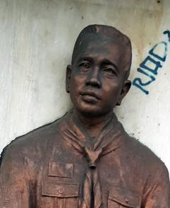 Assistant Scoutmaster Florante Lirio Ojeda (1916-1963)