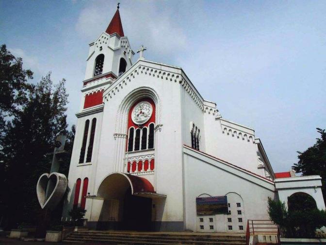05 1941 Sacred Heart of Jesus Parish, Kamuning