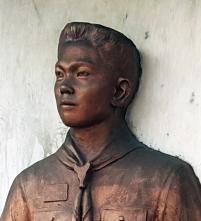 Senior Scout Pathfinder Patricio Dulay Bayoran, Jr. (1944-1963)