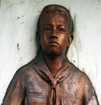 First Class Scout Roberto Corpus Castór (1949-1963)