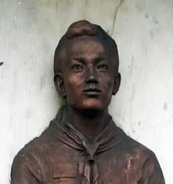 Senior Scout Pathfinder Filamér Santos Reyes (1942-1963)