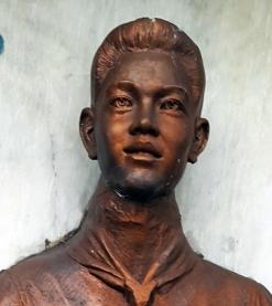 First Class Scout Benecio Suarez Tobias (1946-1963)