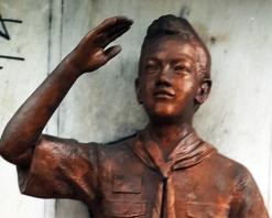 First Class Scout Rogelio Celis Ybardolaza (1946-1963)