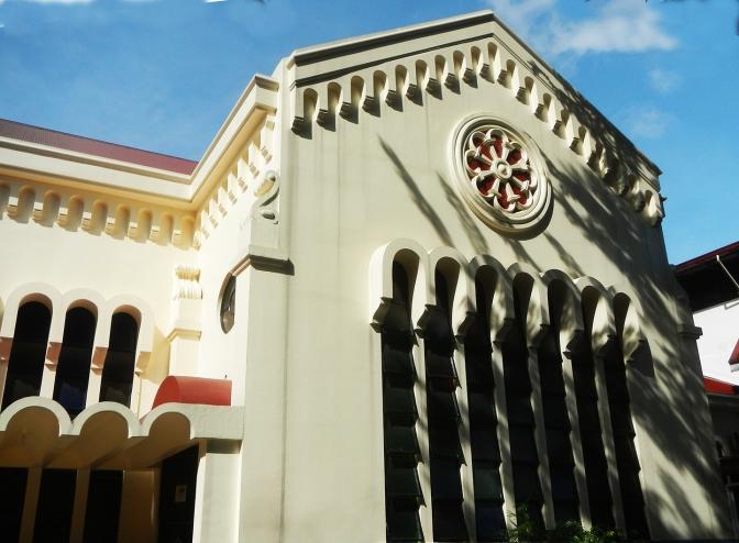 06 1941 Sacred Heart of Jesus Parish, Kamuning