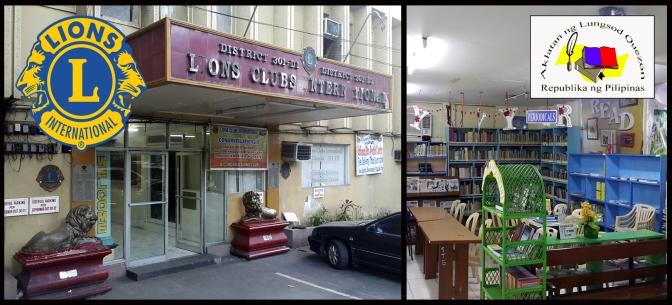 07B 1968 Quezon City Public Library Cubao Branch (established 1948), Lions International Building